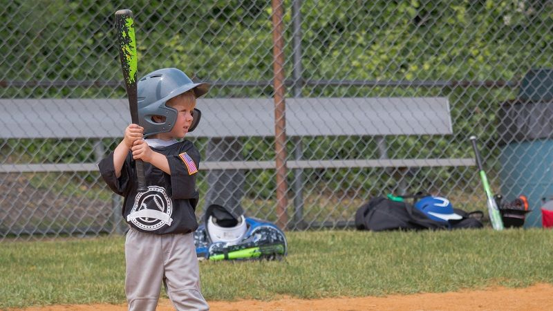 best coach pitch / junior big barrel bats